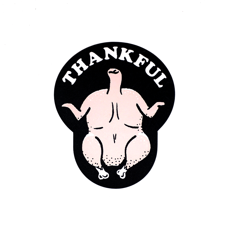sticker_turkey-raw